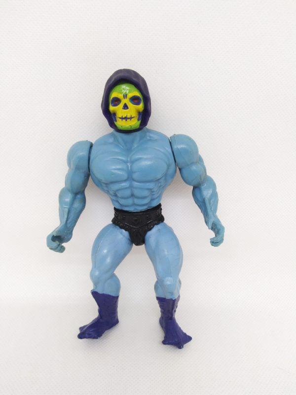 Figurine skeletor - MOTU - Vintage 80's - les maîtres de l'univers