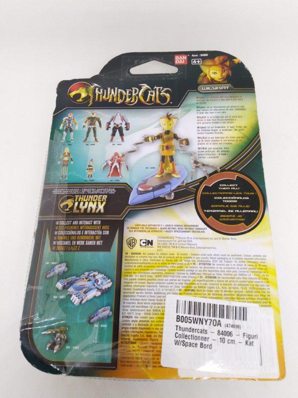 Figurine Thundercats - Thunder LINX - WILYCAT - BANDAI