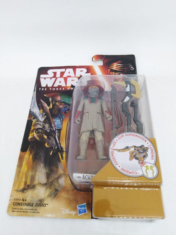 Figurine Star Wars - The force Awakens - Constable Zuvio - Hasbro