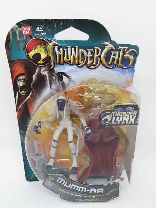 "Figurine Thundercats - Thunder LINX - ""MUMM-RA"" - BANDAI"