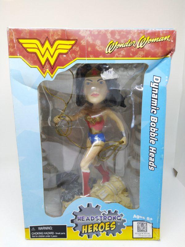 Figurine Wonder Woman - Headstrong Heroes - DYNAMIC Bobble Head