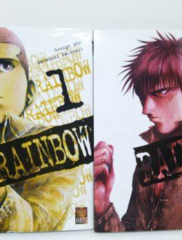 Manga Rainbow - tome 1 et 2