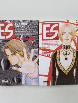 Manga ES - Eternal Sabbath - tome 1 et 2