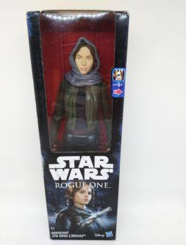 Figurine Jyn ERSO - Star Wars - Rogue One - Articulée de 30 cm