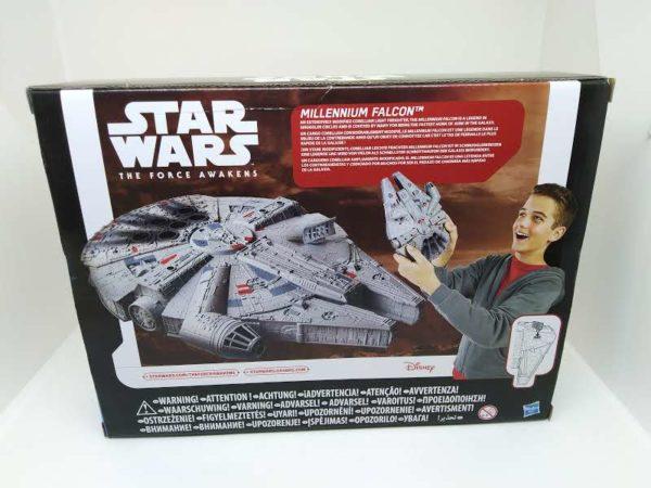 Vaisseau Star Wars Faucon Millénium - The force awakens
