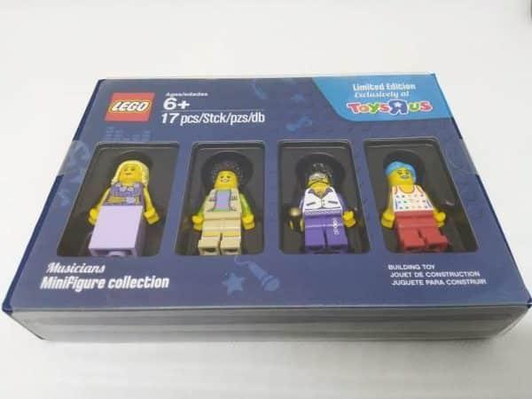 """LEGO Mini-figurine 5004421 - Musiciens boite n°1 """"Exclusivité Toys Rus"""" - Edition Limité"""