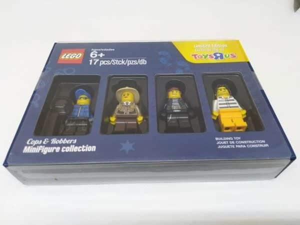 """LEGO Mini-figurine 5004574 - Policiers et Voleurs boite n°4 """"Exclusivité Toys Rus"""" - Edition Limité"""