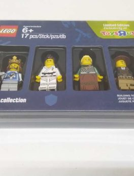 """LEGO Mini-figurine 5004422- Warriors boite n°2 """"Exclusivité Toys Rus"""" - Edition Limité"""