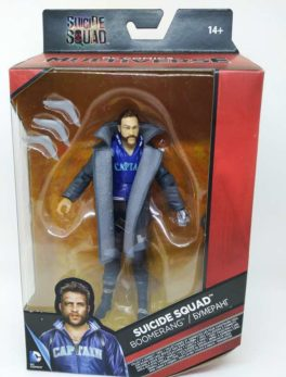 Figurine suicide squad - Boomerang - Mattel - 16 cm