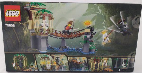 LEGO NINJAGO - 70608 - Le pont de la jungle
