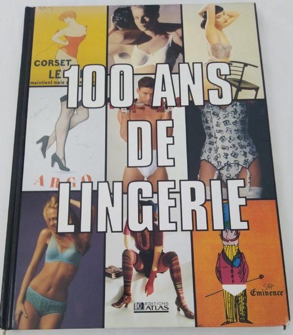 livre 100 ans de lingerie Atlas