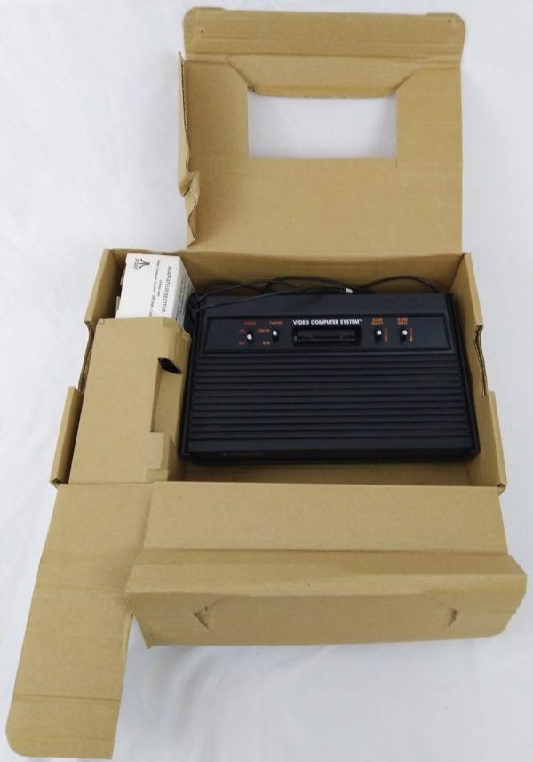 Console Rétro Gaming - ATARI 2600