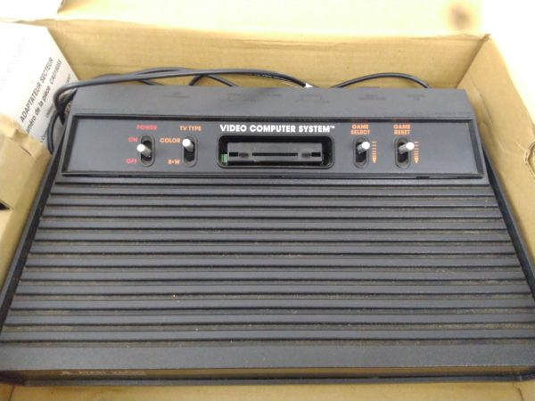 Atari collector