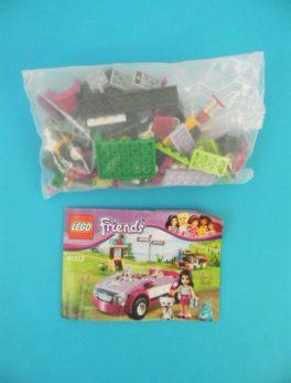 LEGO FRIENDS - 41013 - La voiture de sport d'Emma