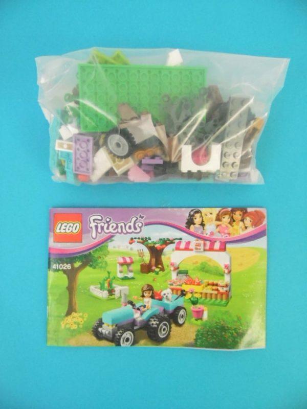 LEGO FRIENDS - 41026 - Le marché