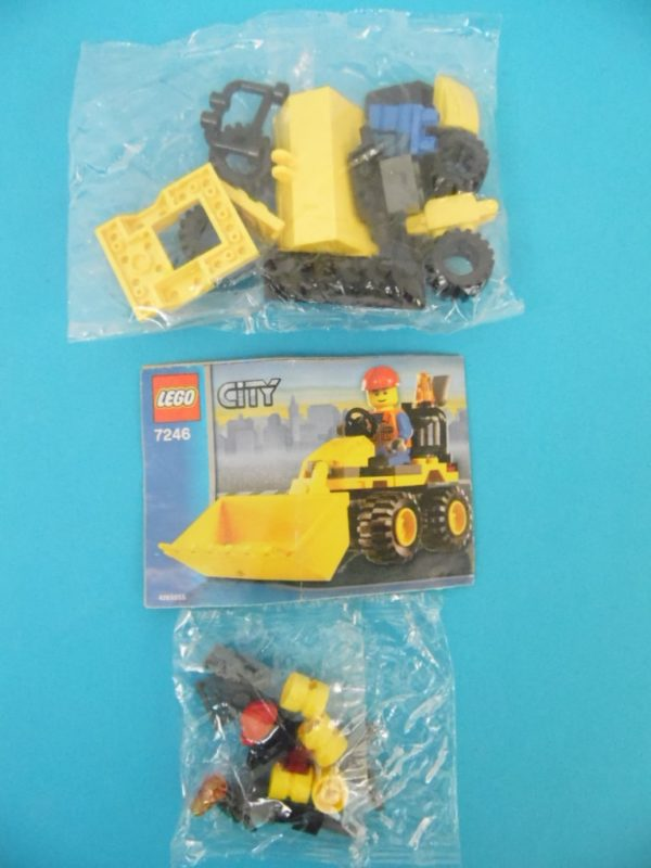 LEGO CITY - 7246 - La mini-pelle