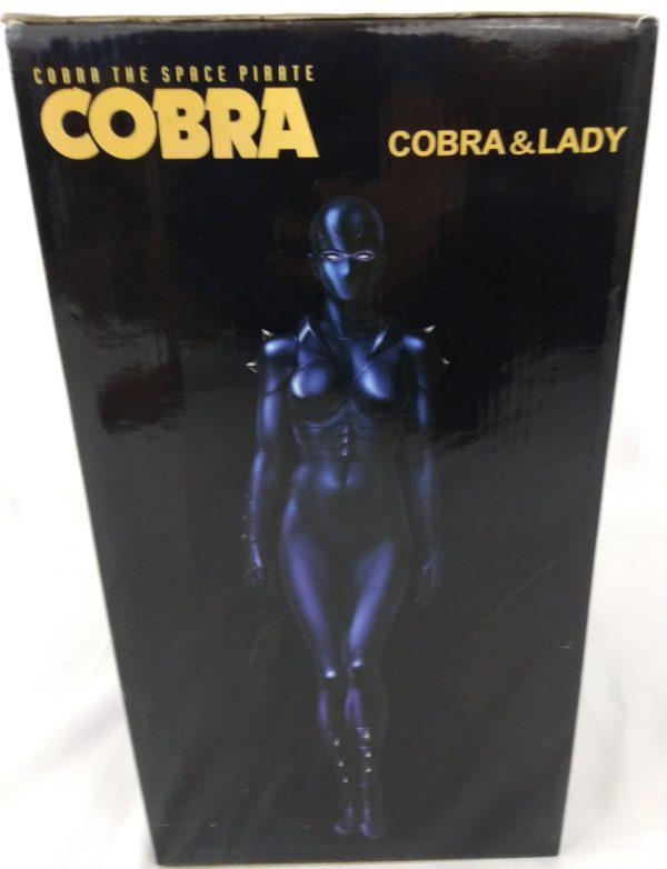 Statue Cobra qui Porte Lady Armanoîd - Buichi TERASAWA