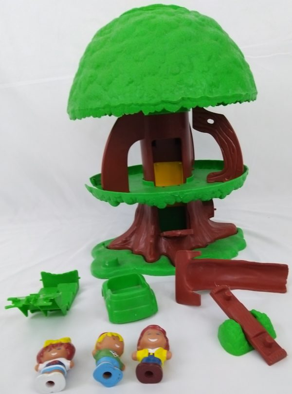 Jouet Vintage - L'arbre magique - Vulli - 2 ème generation