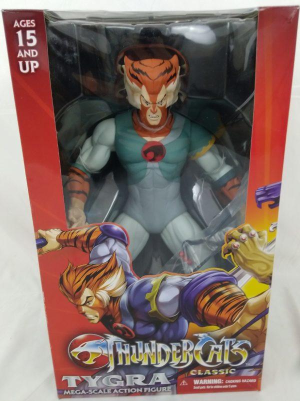 """Figurine Thundercats - """"TIGRA"""" - Mezco"""