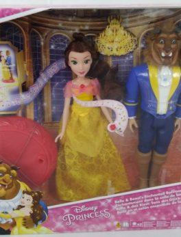 La belle et la bête - Enchantement dans la salle de bal - Musical