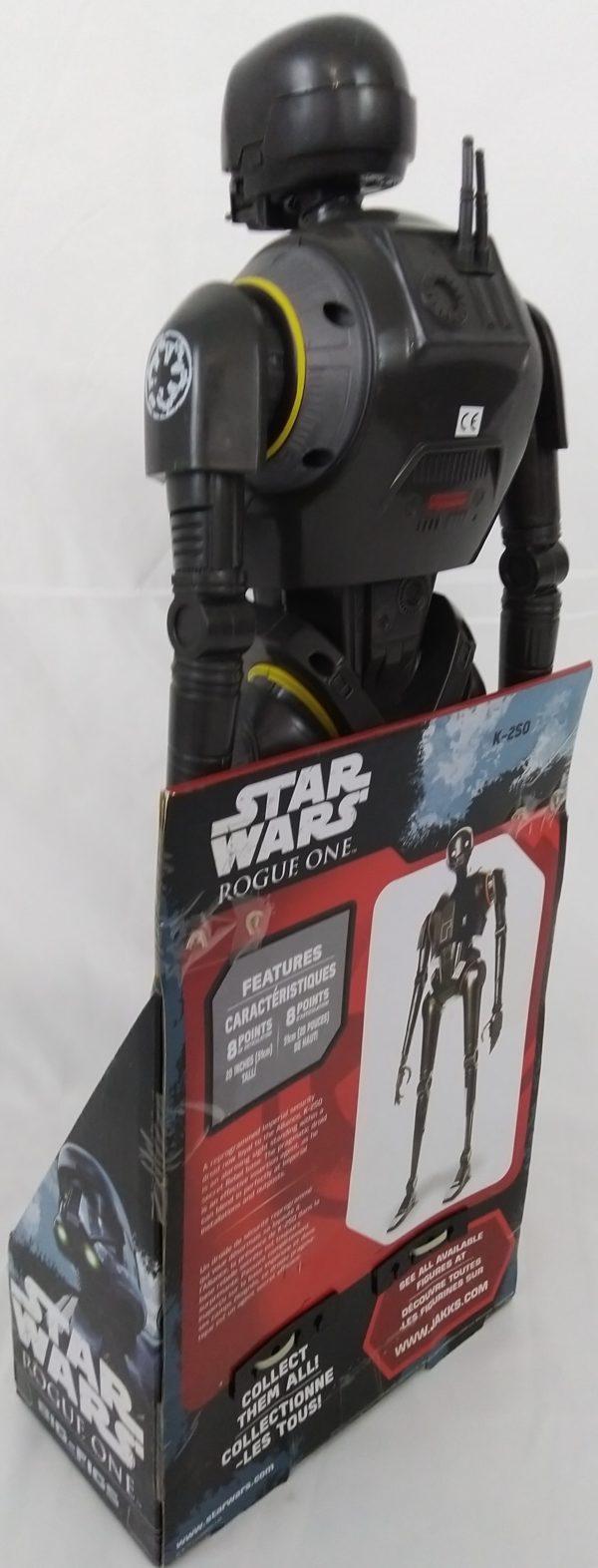 Figurine STAR WARS - K 2SO - Rogue one - big fig 50 cm