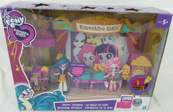 Equestria Girls - La salle de ciné
