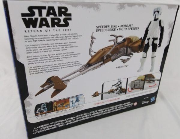 Figurine STAR WARS - Biker Scout - Motojet - Hasbro