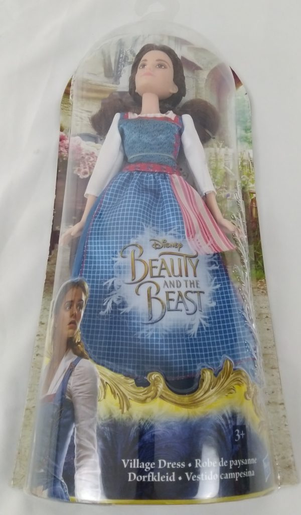 Disney princesse - Belle en robe de paysanne