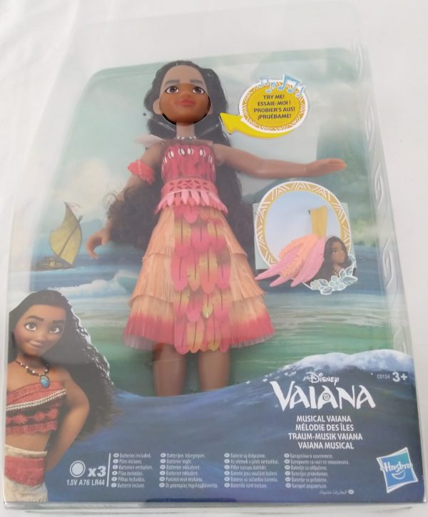 Disney VAIANA - Musical - Mélodie des îles