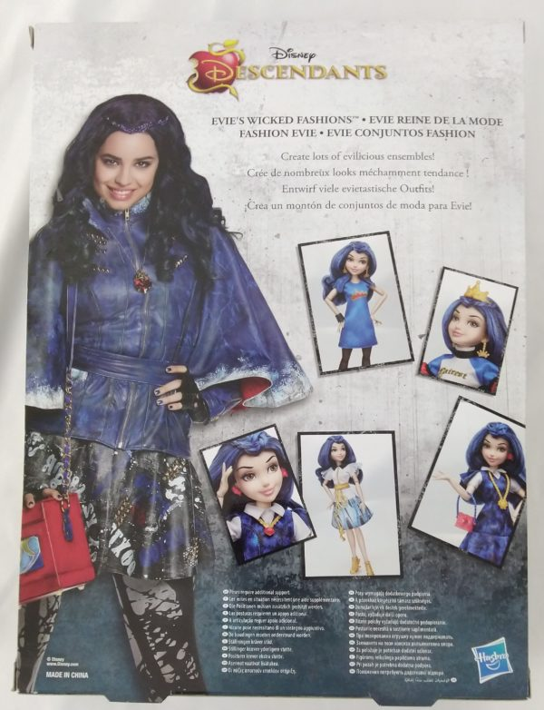 Disney DESCANDANTS - Hasbro - Evie reine de la mode