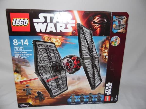 LEGO STAR WARS - 75101 - Tie Fighter