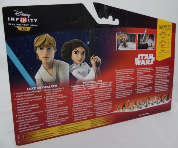 Figurine Disney Infinity - Star Wars - Rise Against The Empire 3.0