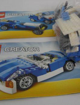 LEGO CREATOR - 6913 - Blue Roadster
