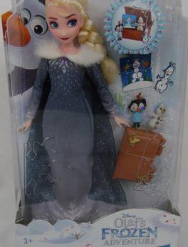 Disney La reine des neiges - ELSA et le trésor