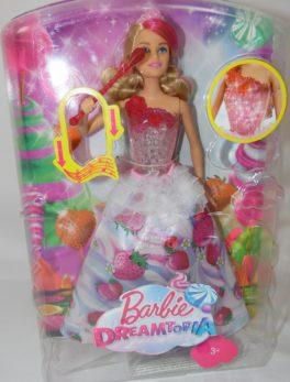 Barbie Dreamtopia Bonbon - son et lumière
