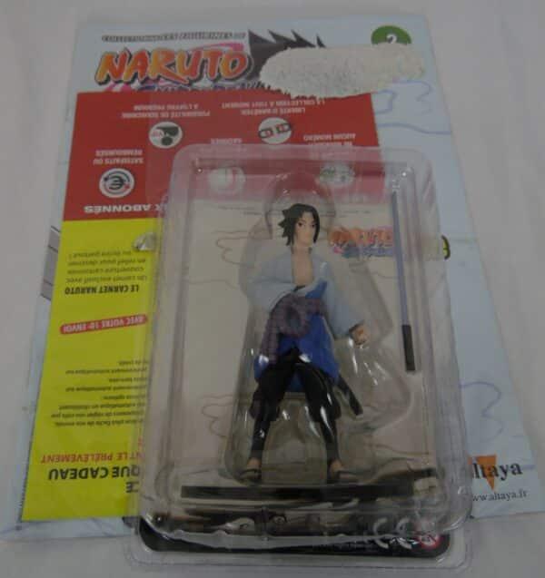 Figurine Altaya - Naruto shippuden - Sasuke
