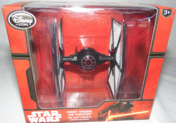 Véhicule star wars - The Force Awakens First Order TIE Fighter