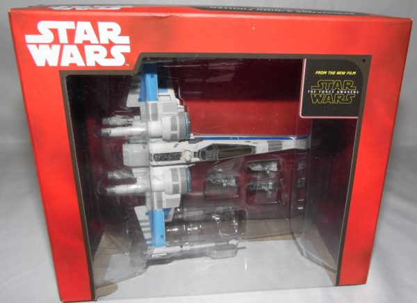Véhicule star wars - The Force Awakens Résistance X-WING Fighter