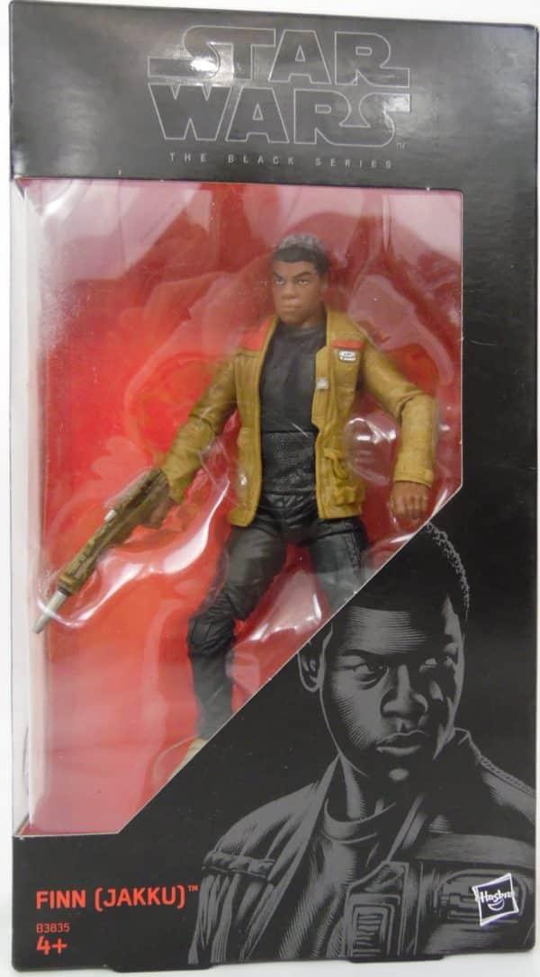 Figurine Black series - Star Wars - N°1 - FINN ( JAKKU)