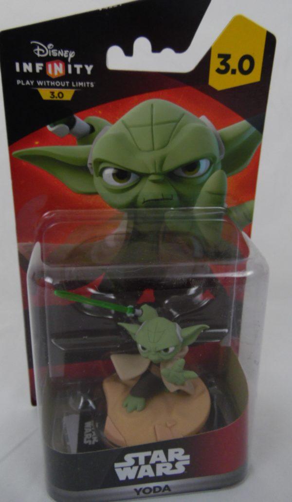 Figurine Disney Infinity - Star Wars - Yoda 3.0