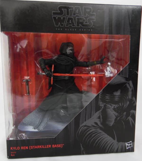 Figurine Black series - Star Wars - KYLO REN ( Starkiller Base)