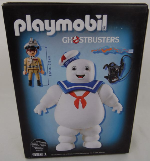 Playmobil Ghostbusters - N° 9221 - Stay Puft