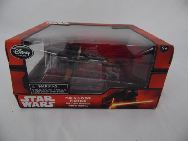 Véhicule star wars - The Force Awakens Poe's X-WING Fighter