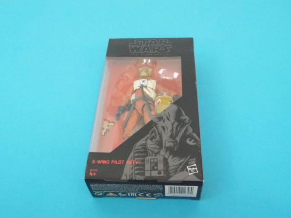 Figurine Black series - Star Wars - N°14 - X-WING PILOT ASTY
