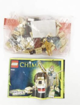 LEGO CHIMA - N° 70123 - Lion legend Beast