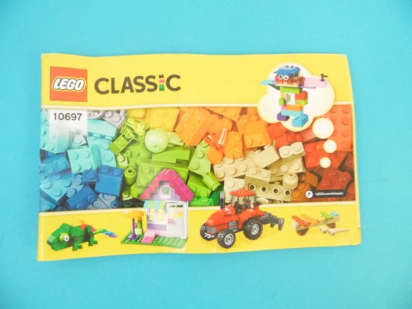 LEGO Classic - N° 10697 - Boite XXXL