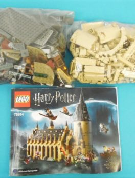 LEGO Harry Potter - N°75954 - Grande salle de Poudlard