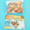 LEGO CHIMA - N°70222 - Le bulldozer panthère