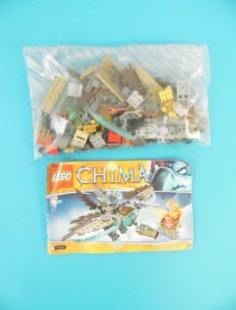 LEGO CHIMA - N° 70141 - Le Planeur Vautour Des Glaces