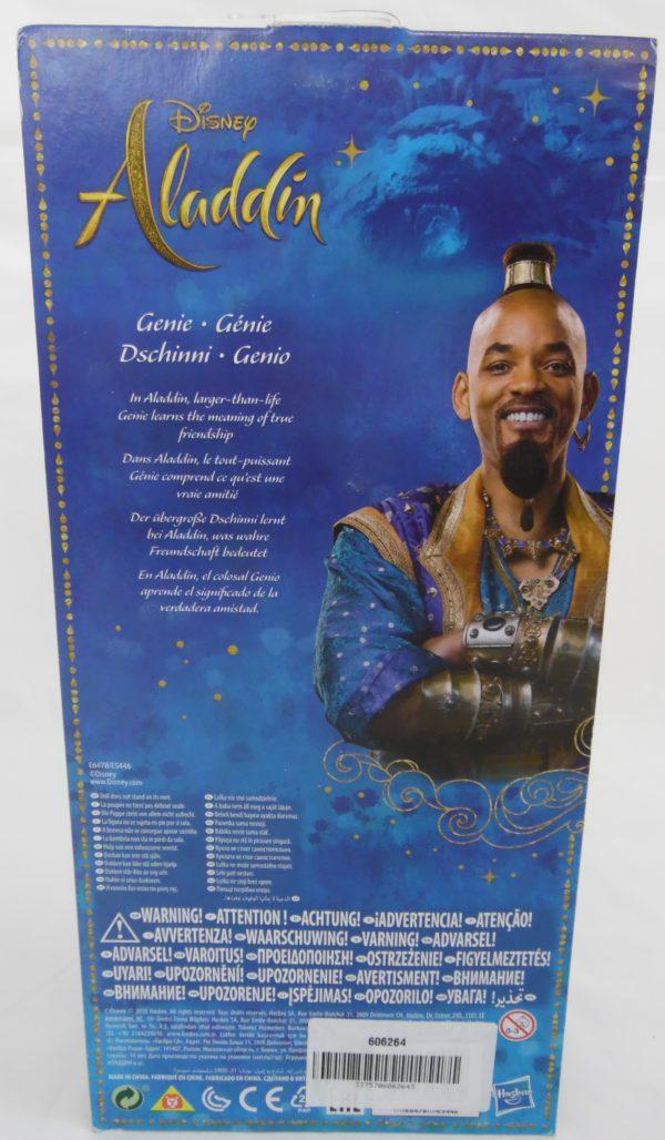 """Poupée Aladdin """"le film"""" - Le génie - Disney - Hasbro"""